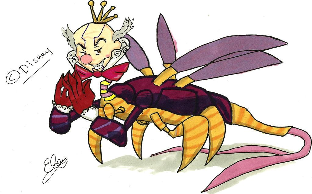Cybug King Candy King Candy Cybug by