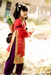 league of legends: Annie Panda by hatechuu