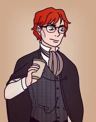The Lost Weasley by Cheersart