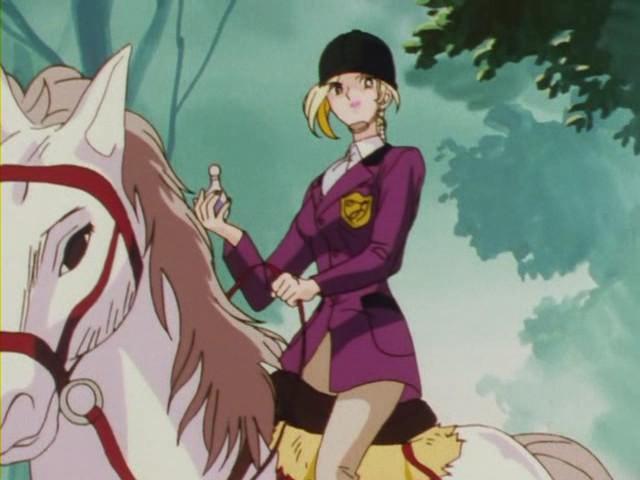 Cutey Honey Flash - Horse Rider Honey by Honey-Kisaragi1973
