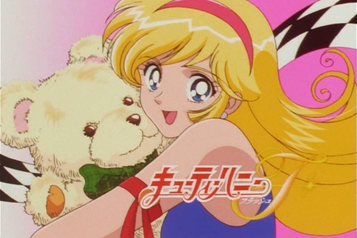 Cutey Honey Flash - Kisaragi Honey Eyecatch by Honey-Kisaragi1973