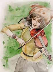 Lindsey Stirling - Earth by Nadschi