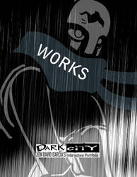 Magazine cover for Works by DBatman