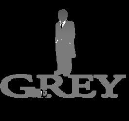 the grey logo by DBatman
