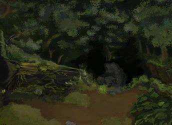 FOREST ENVIRONMENT by DBatman