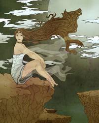 Wolf Within by DBatman