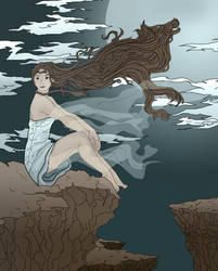 Wolf Within 2 by DBatman