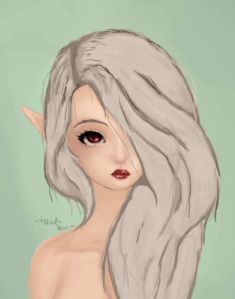 Elf by MasukiaMaru