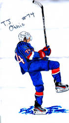 Olympic Tj Oshie by transformers3roxCB