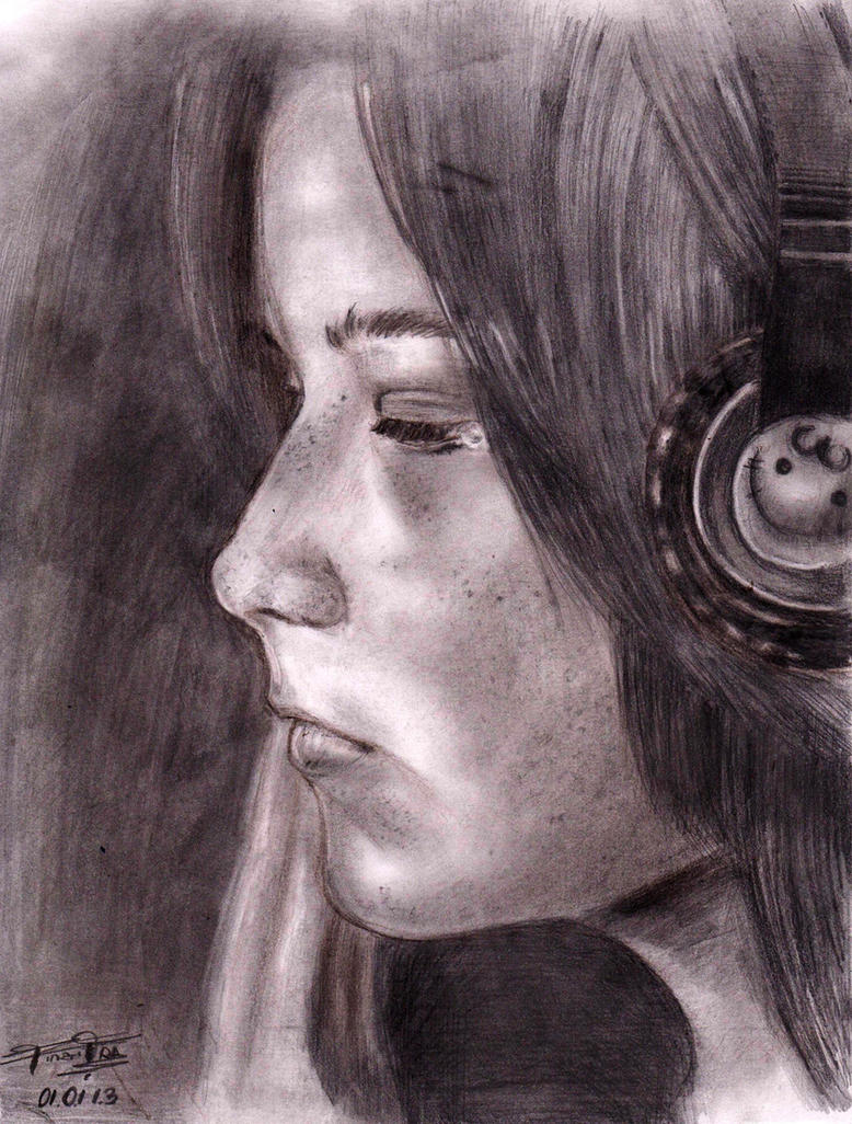 Music make me sad by FiForme4