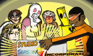 Studio 7 INC Season 7 Banner