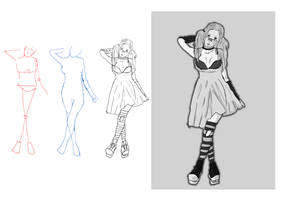 Drawings of Poses