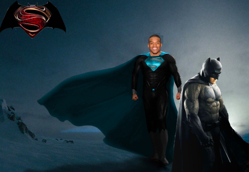 Super Man Cam Newton by Jaydenbran on DeviantArt