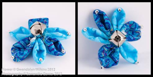 The Blue Jester by KiusLady