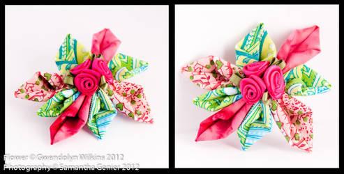 Pretty Poinsettia by KiusLady