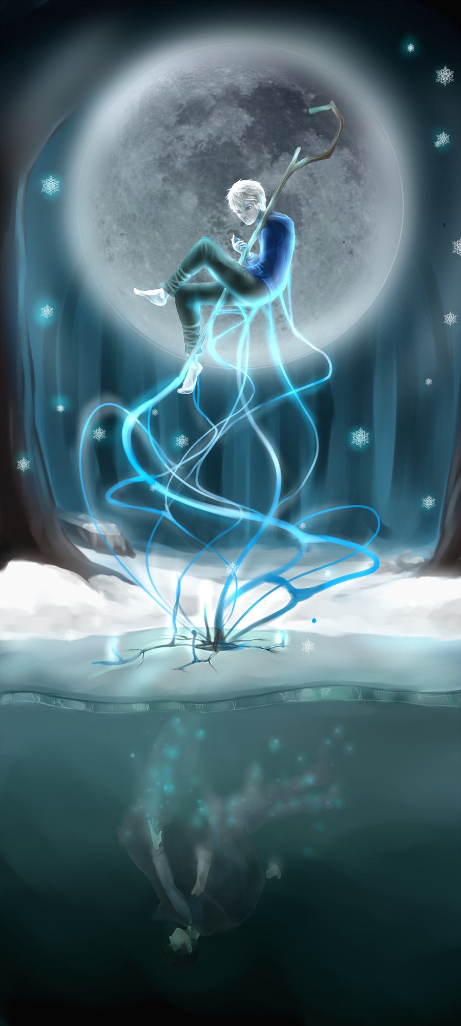 Birth of the Guardian by allenerie