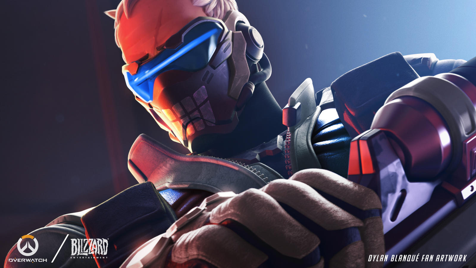 soldier 76 wallpaper - photo #21