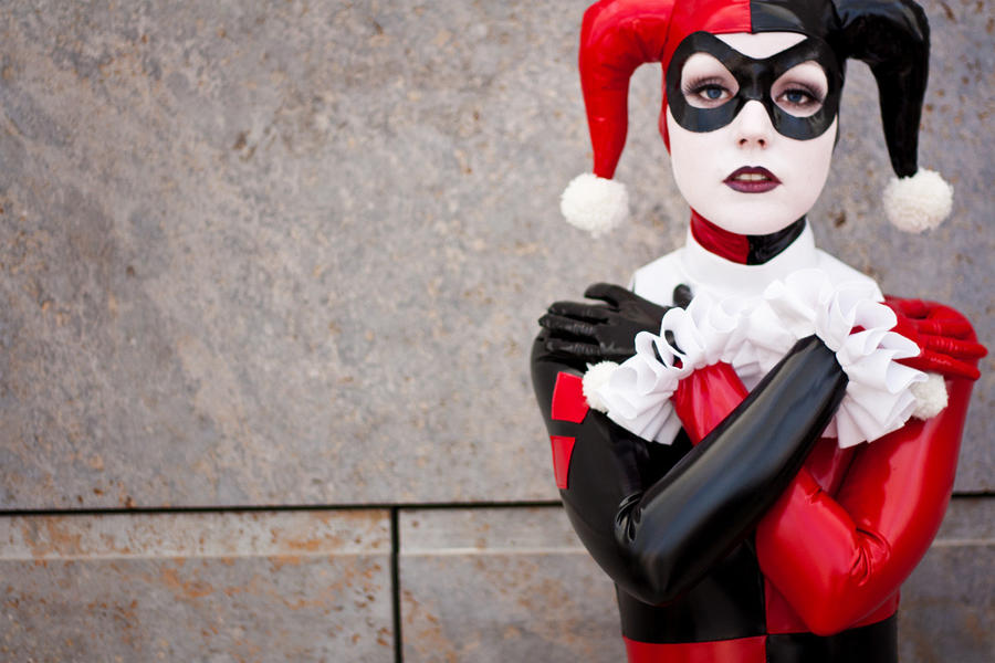 Harley Quinn - Killing Joke by Lie-chee