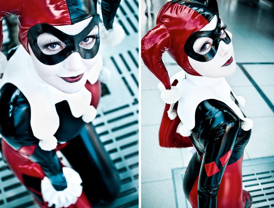 Harley Quinn - Gotham Siren by Lie-chee