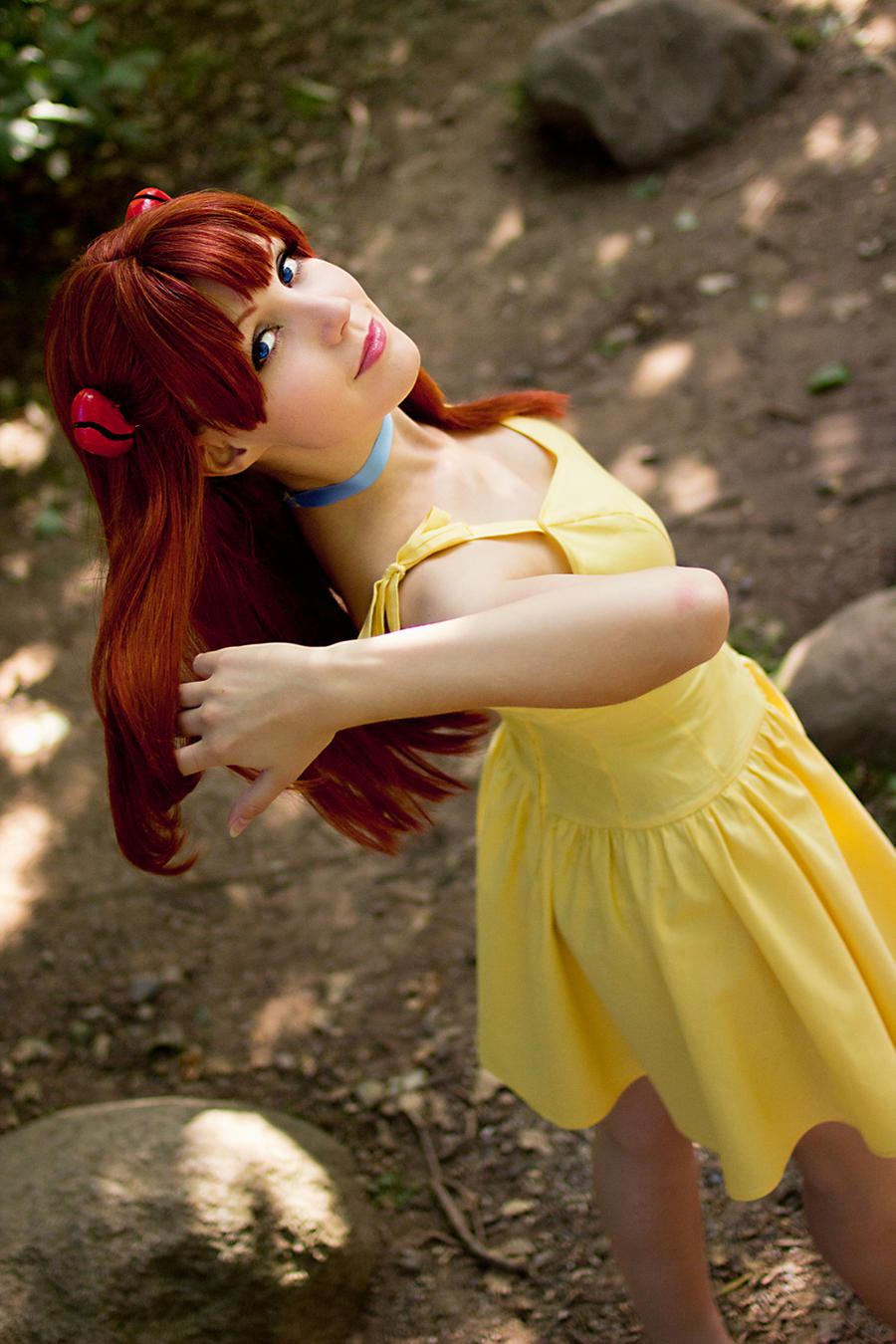 Asuka - Summer dress by Lie-chee