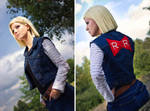 Android 18 - Red Ribbon