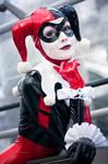 Harley Quinn - Deceptive Smile