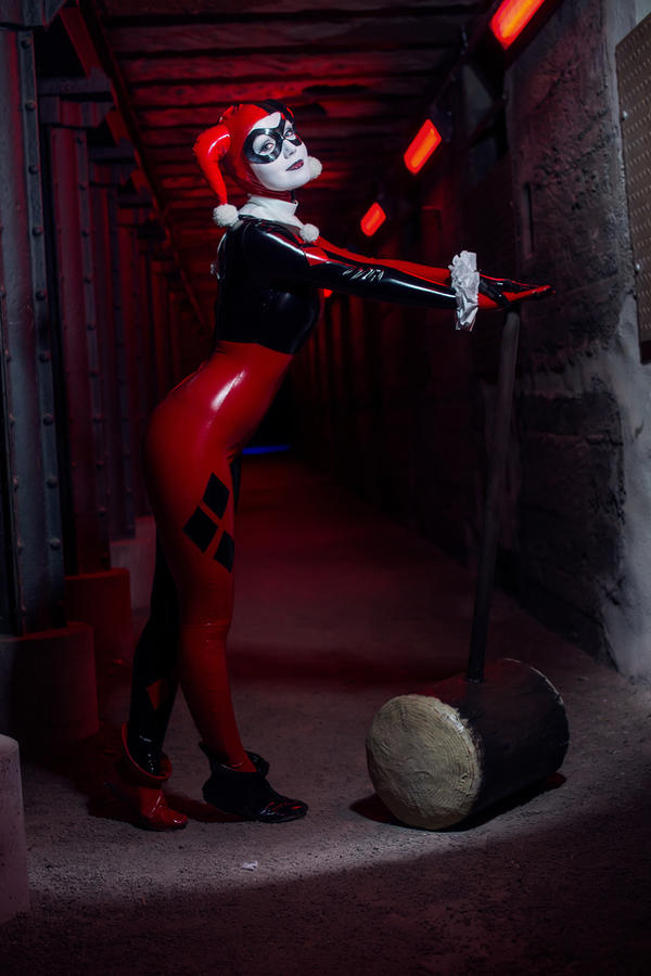 Harley Quinn by Lie-chee