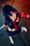 Ryuko Matoi - Looking for trouble?
