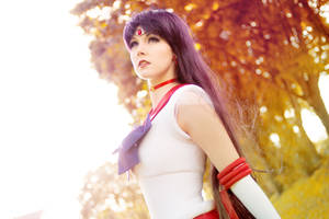 Sailor Mars by Lie-chee