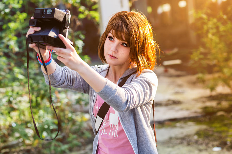 Max Caulfield - Life is Strange by Lie-chee