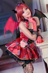 Maki - Little Devil by Lie-chee