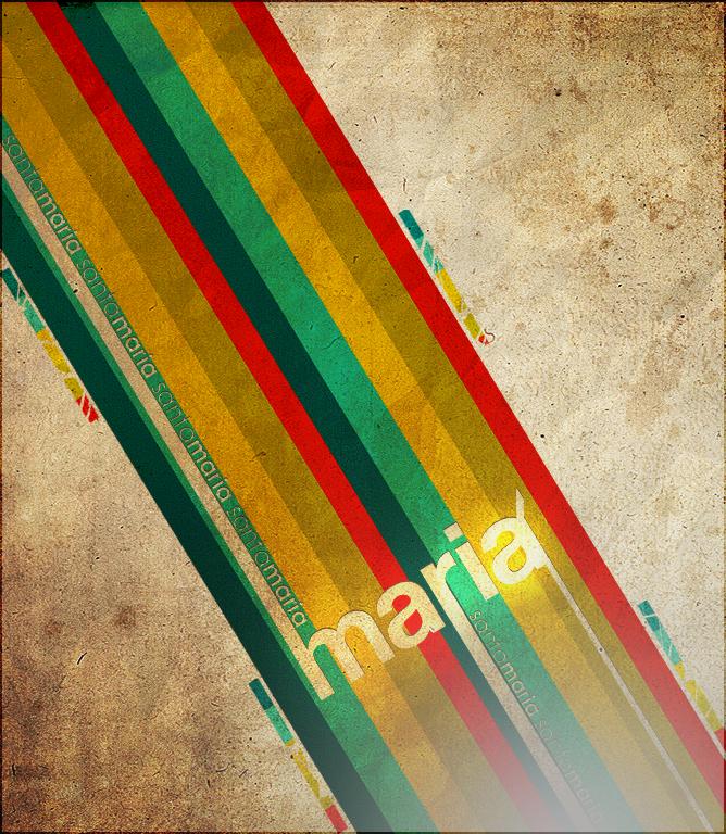 Santa Marrrrria. by RGC3