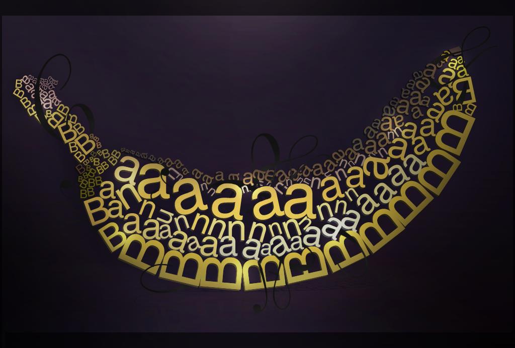 Banana. by RGC3