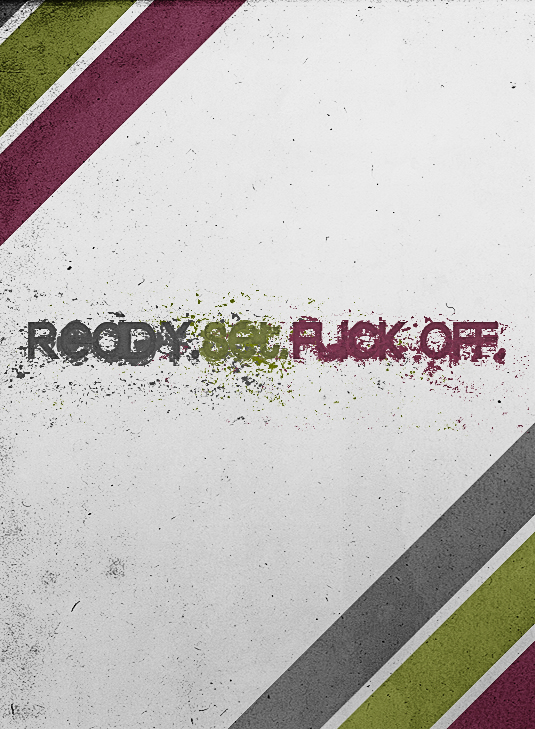 Ready. Set. by RGC3