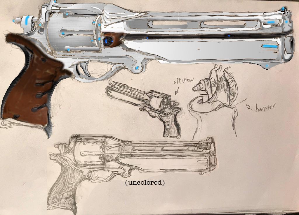 tenno__estampida__revolver_by_haruaxeman