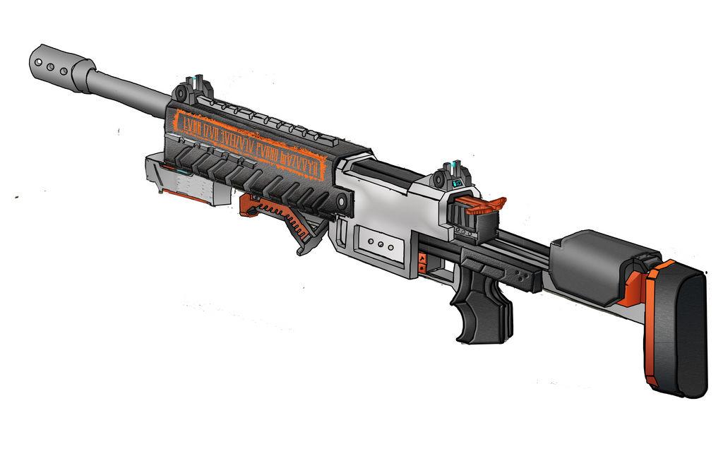 ganymede__riyo__gyrojet_rifle_by_haruaxe