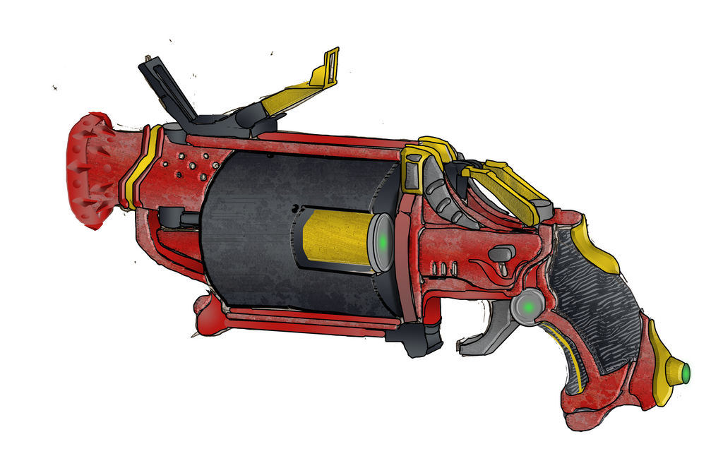 grineer__sigul__flare_revolver_by_haruax