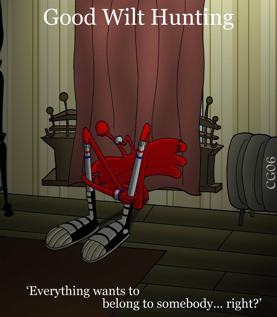 good wilt hunting by cgaussie on deviantart