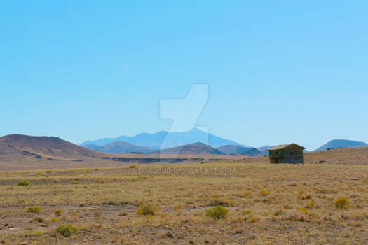 Abandon House and Volcanoes