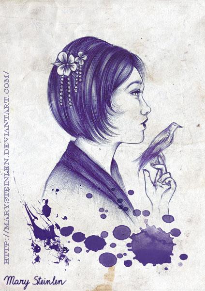 Innocencia II by MarySteinlen