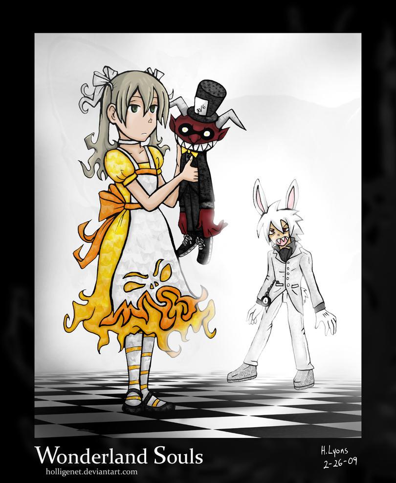Soul Eater Wonderland Souls Holligenet