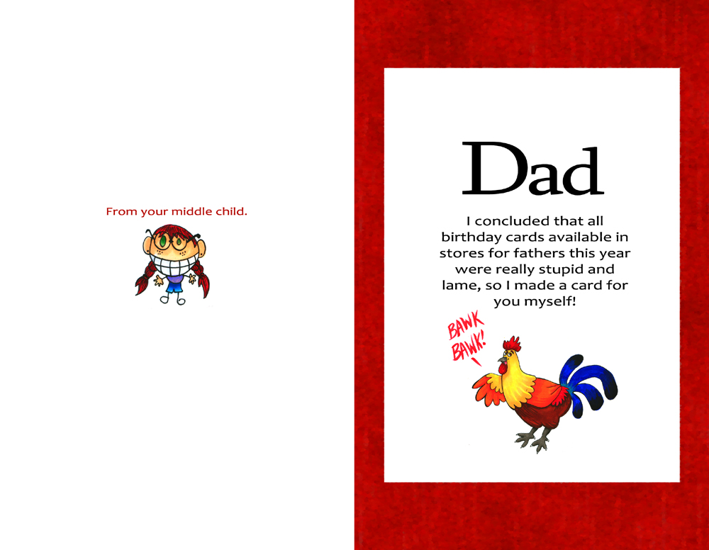 Doc Funny Happy Birthday Cards for Dad Dad Happy Birthday Old – Birthday Cards for Dad Printable