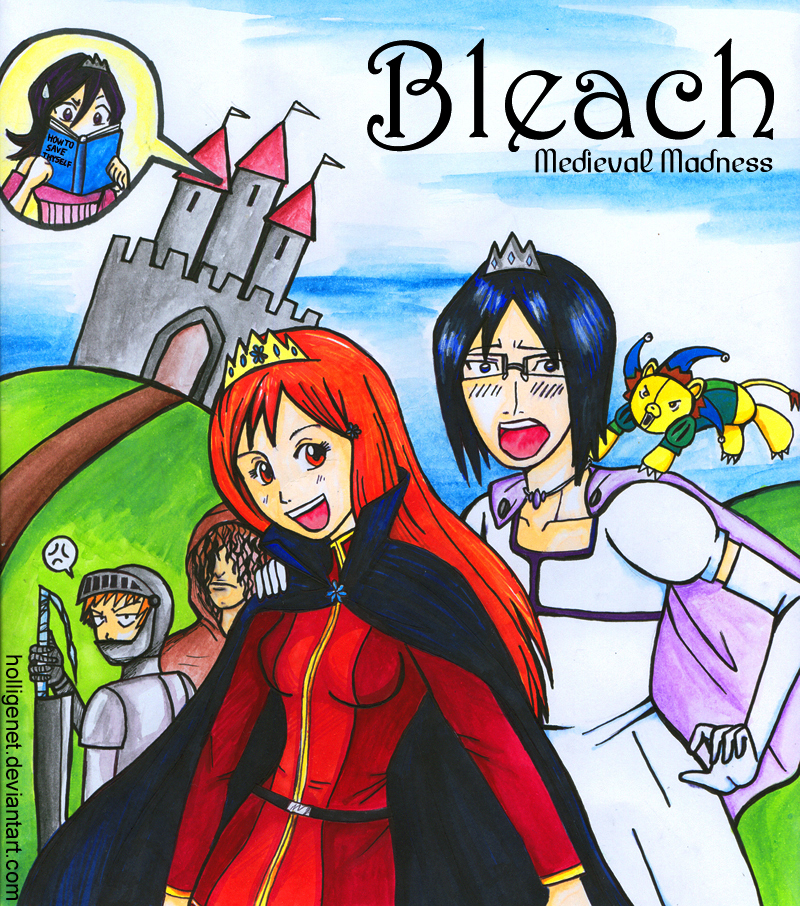 Bleach By Iabeth On Deviantart: Medieval Madness By HolliGenet On DeviantArt