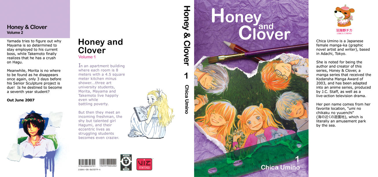 Download honey and clover ost