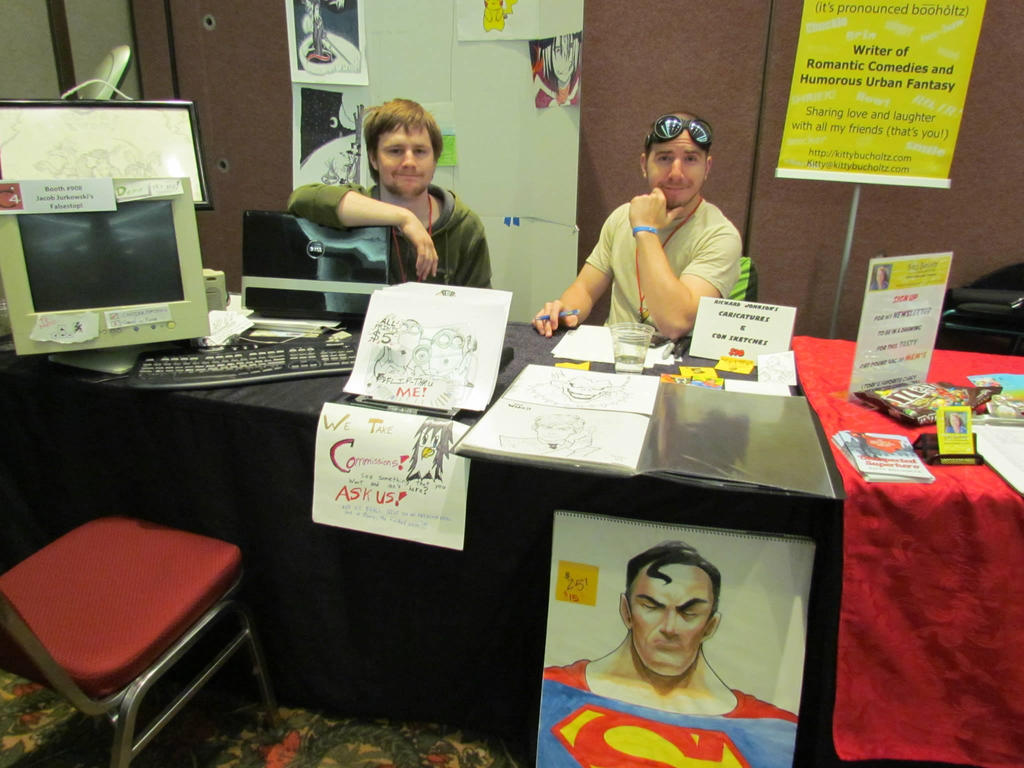 Cherry Capital Comic Con, C4! by FalseSTOP
