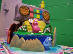 Yo Gabba Gabba Birthday Cake 2