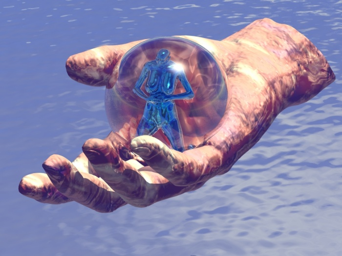 Girl in the Crystal Ball