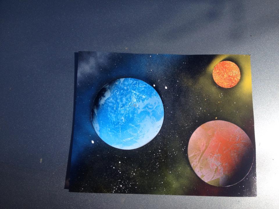 Triple Planet