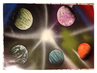 Space1 by JasonChapman