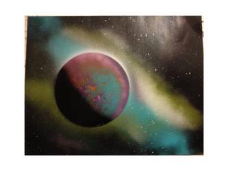 Space2 by JasonChapman